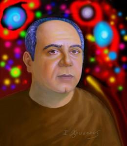 Self Portrait, Ioannis Chrysochos